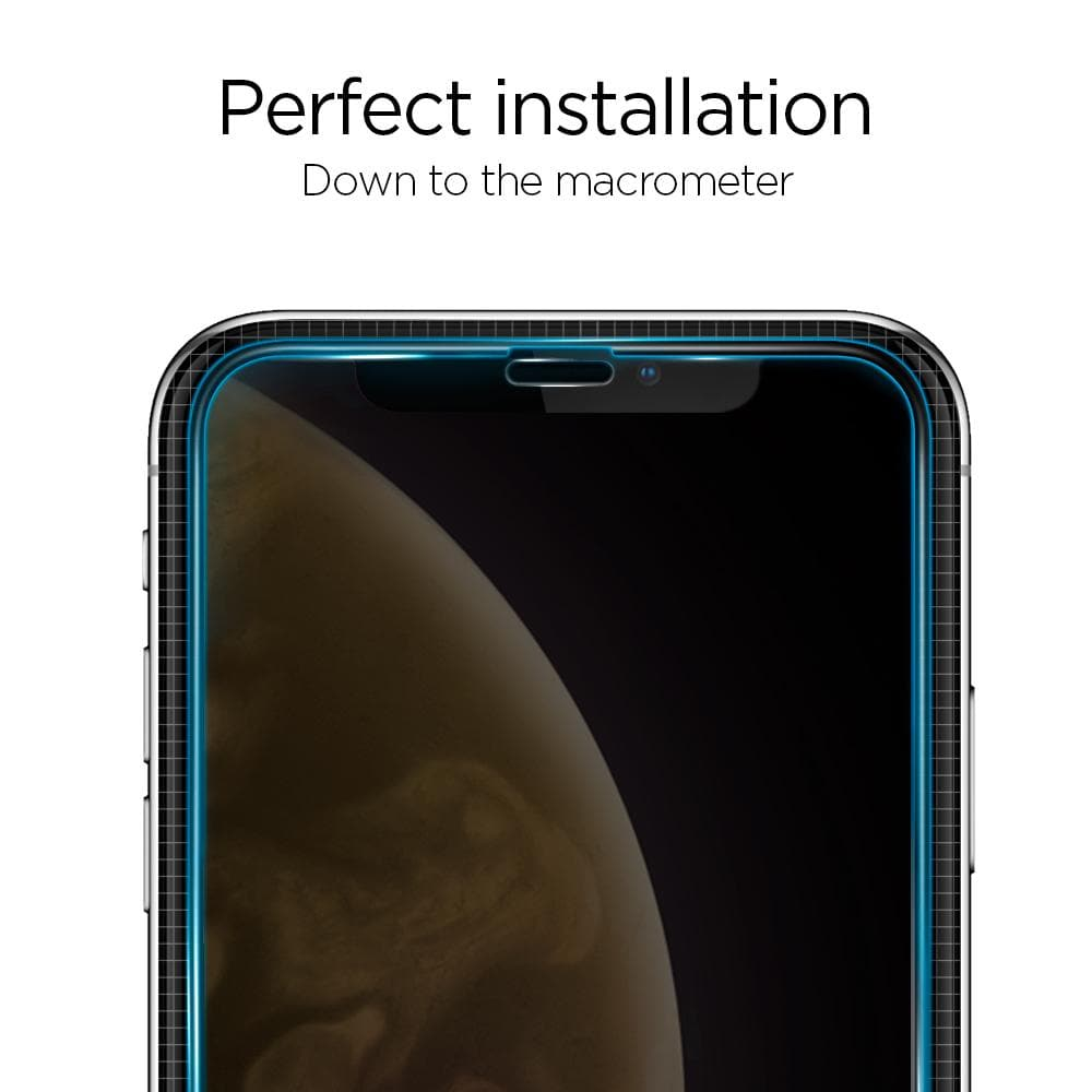 iPhone XR Screen Protector EZ FIT GLAS.tR Full Cover