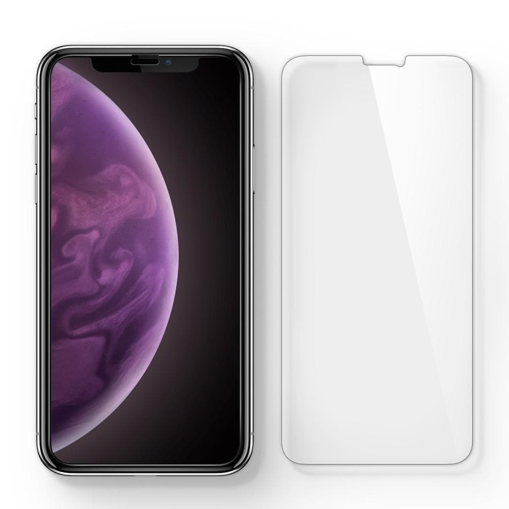 iPhone XS Max Screen Protector EZ FIT GLAS.tR SLIM Ver. 2