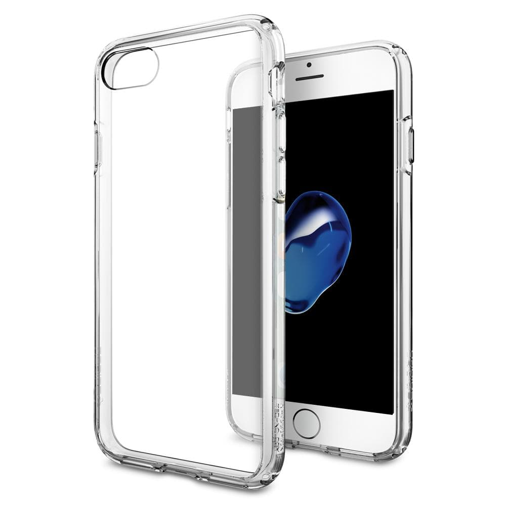 new photos c428f f9e23 iPhone 7 Case Ultra Hybrid | Spigen Inc.