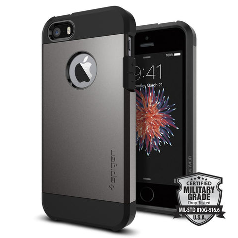 041CS20188 · 5 star rating 30 Reviews. iPhone SE Case Tough Armor. black  gunmetal metal slate rose gold ... 8388d9699b00a