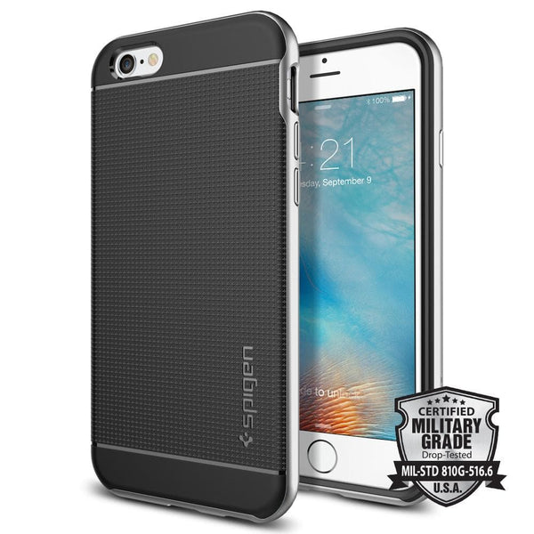 premium selection 84cba 13187 iPhone 6s Case Neo Hybrid - Satin Silver / In Stock