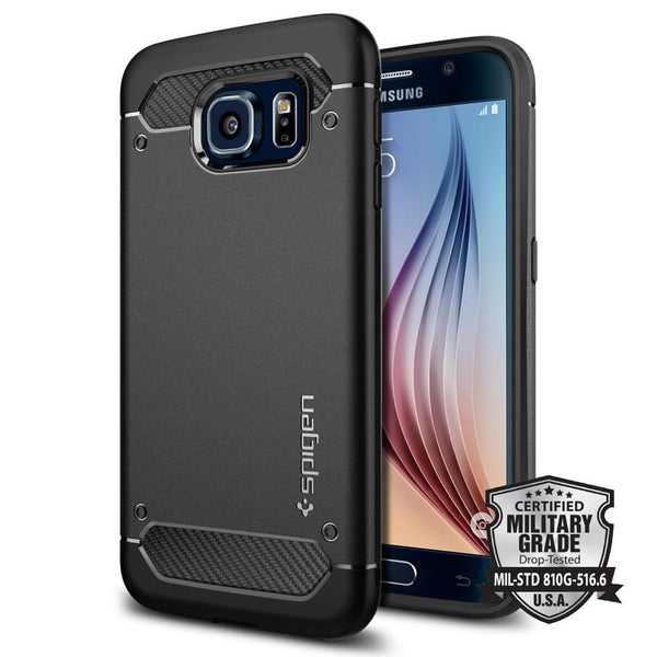 Galaxy S6 Case Rugged Armor