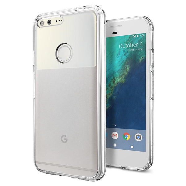 huge selection of 66328 6fb10 Google Pixel XL Case Ultra Hybrid - Crystal Clear / In Stock