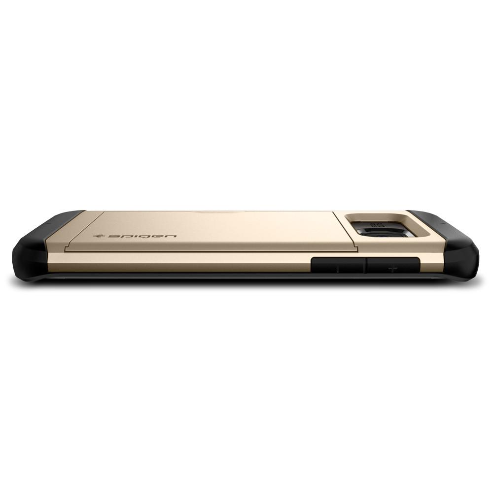 Slim Armor CS	Champagne Gold	Case	side view showing the up and down volume buttons.