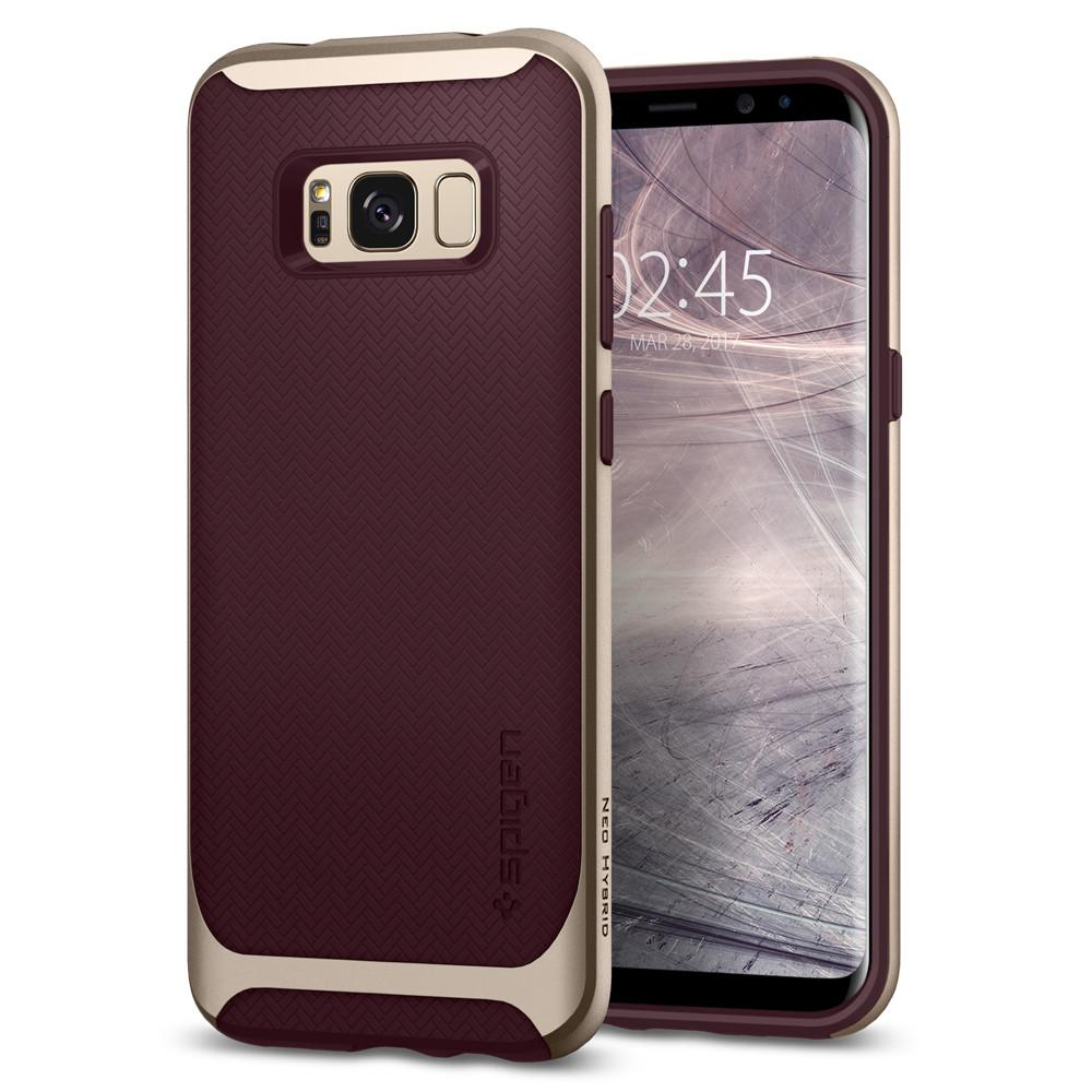 Galaxy s8 plus case neo hybrid spigen inc for Housse telephone samsung galaxy note 3