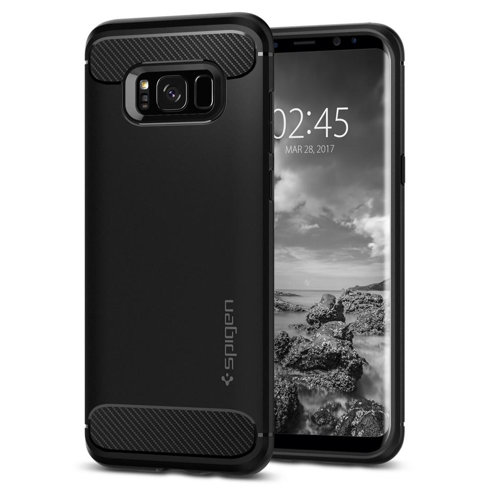 hot sales 9d60d bd2cb Galaxy S8 Plus Case Rugged Armor | Spigen Inc.