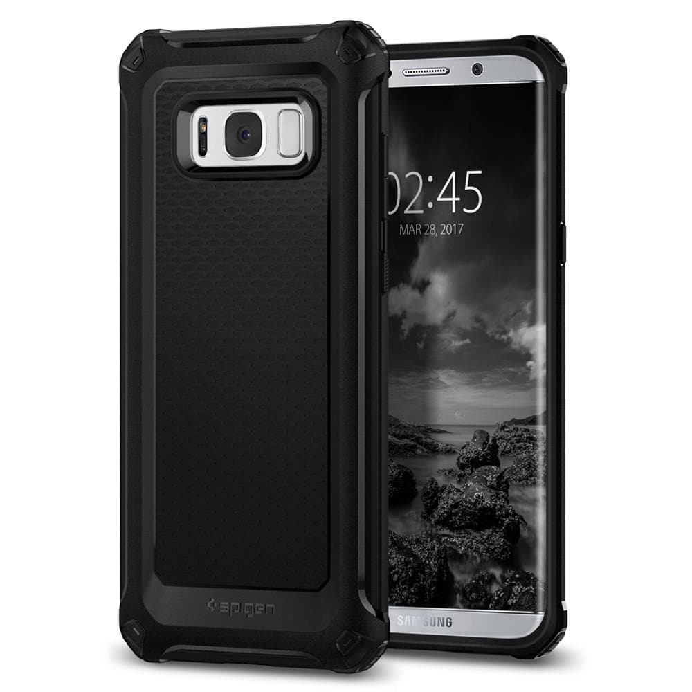 purchase cheap fa4f5 efeed Galaxy S8 Plus Case Rugged Armor Extra
