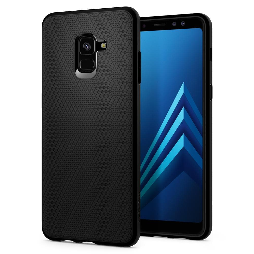 Galaxy A8 Plus 2018 Case Liquid Air Spigen Inc