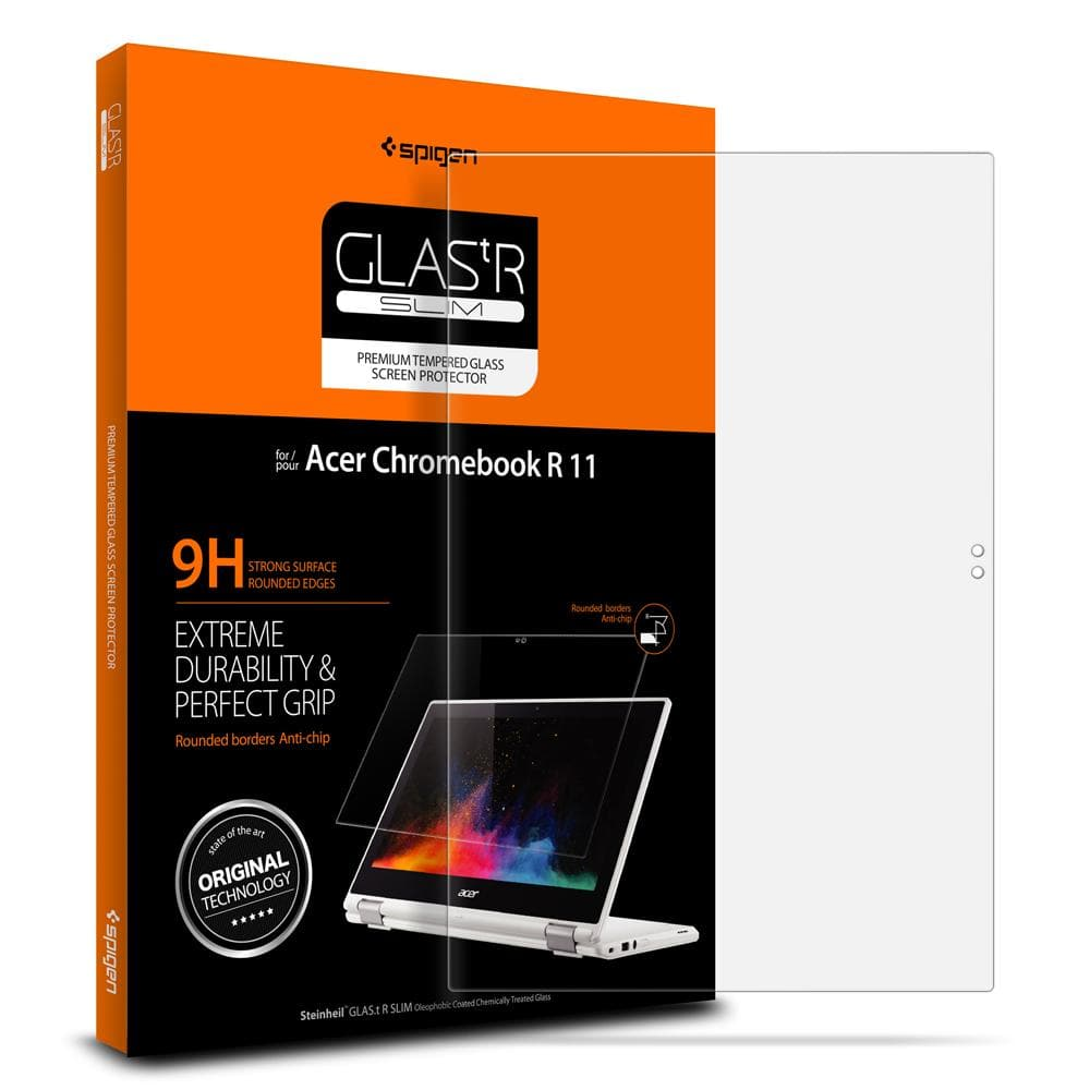 Acer Chromebook R11 Screen Protector GLAS.tR SLIM [1 Pack]