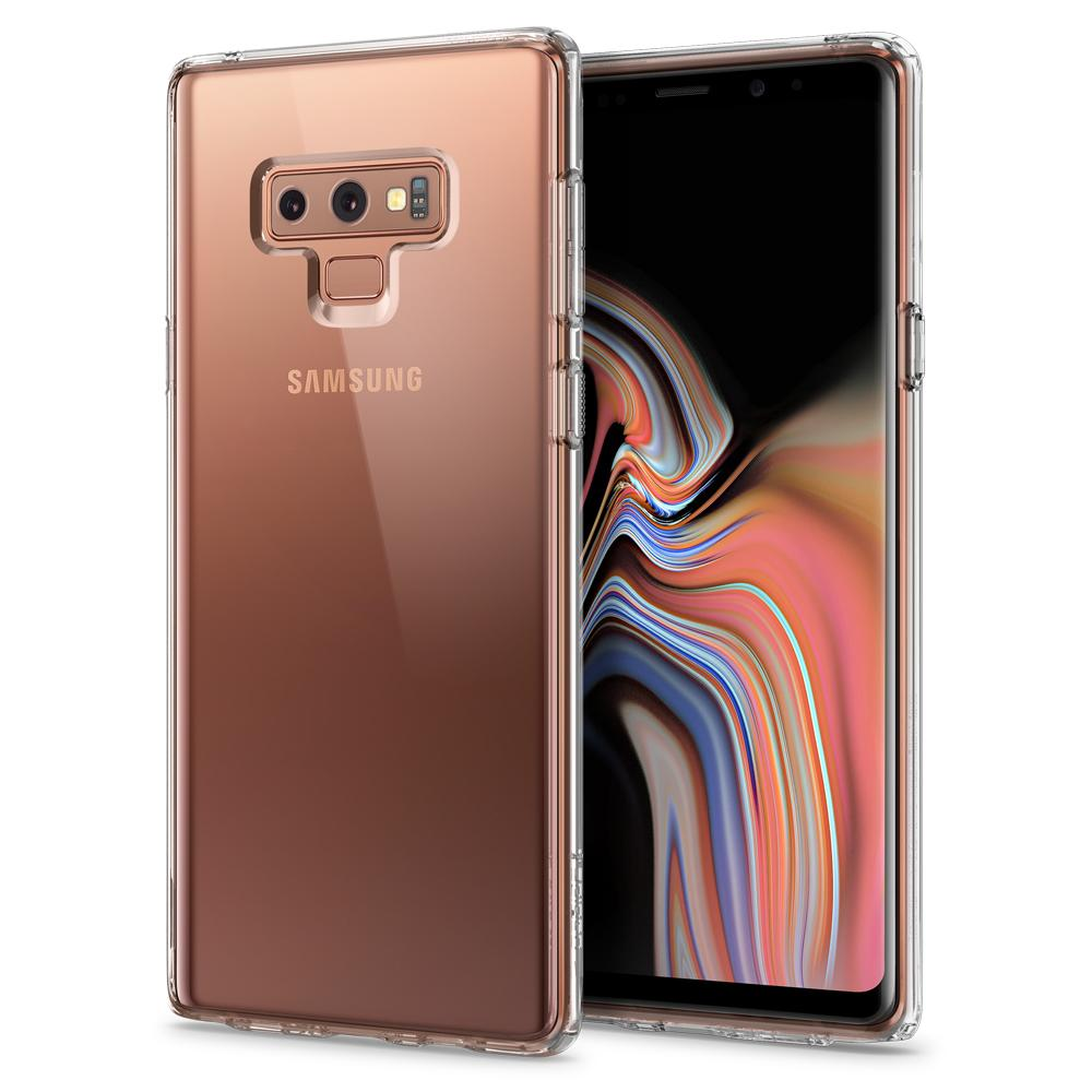 Galaxy Note 9 Case Ultra Hybrid Spigen Inc Iphone Xr Clear Anti Shock Original Casing Matte Black 599cs24573