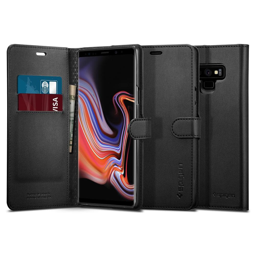 Galaxy Note 9 Case Wallet S