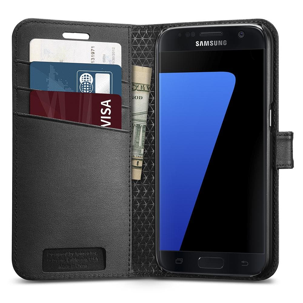Galaxy S7 Case Wallet S