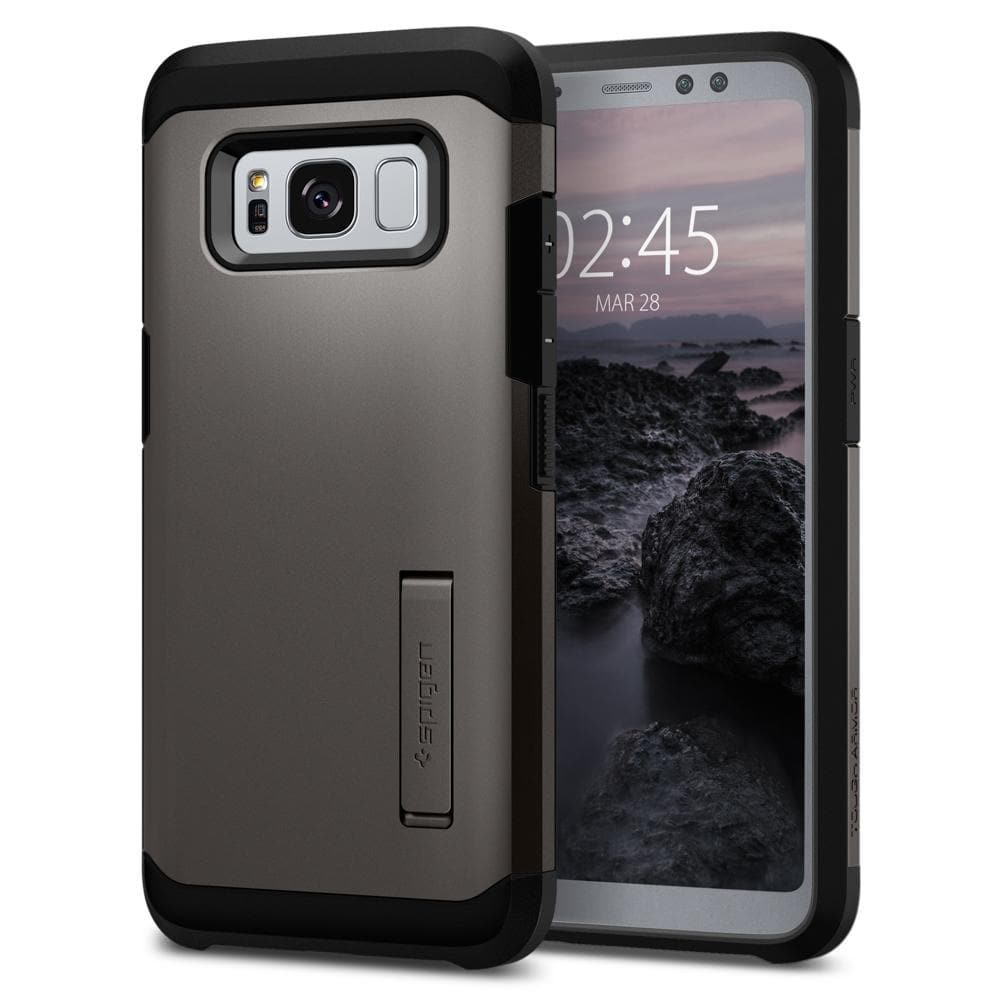 galaxy s8 active case tough armor spigen inc. Black Bedroom Furniture Sets. Home Design Ideas