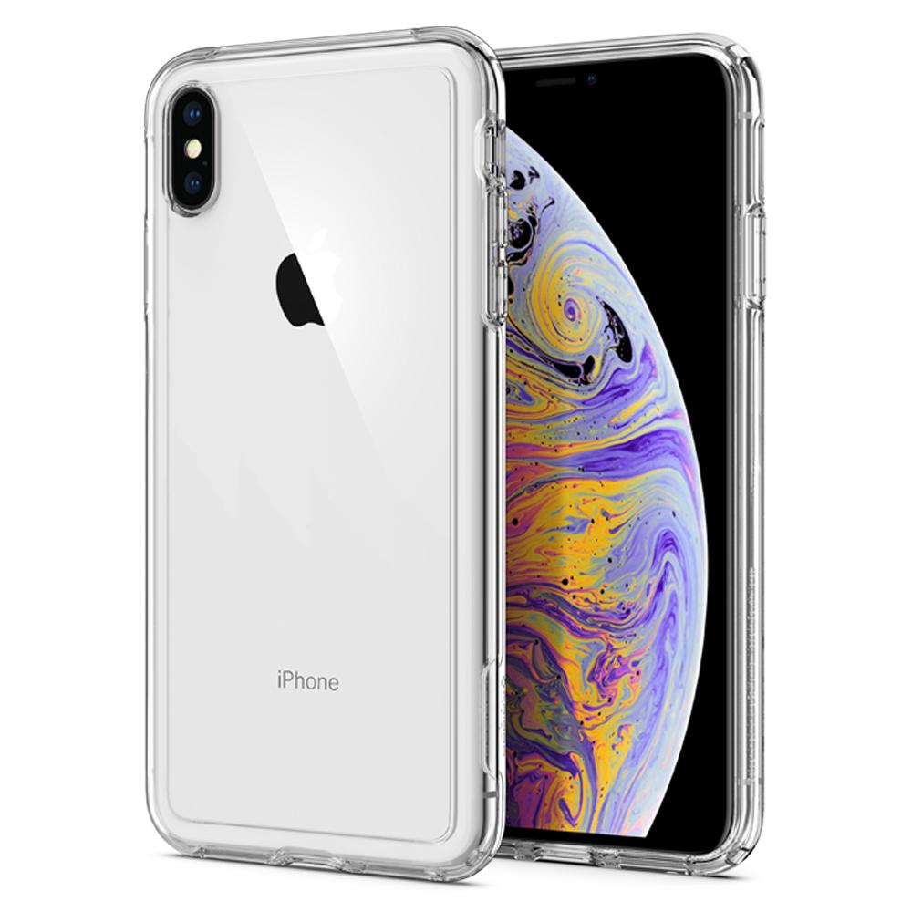 new concept 8eafd 33fdd iPhone XS Max Case Slim Armor Crystal