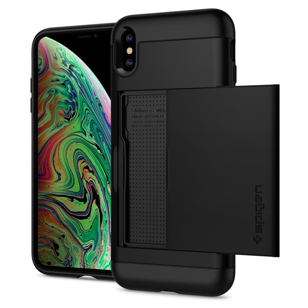 check out 630db 68375 iPhone XS Max Case Slim Armor CS