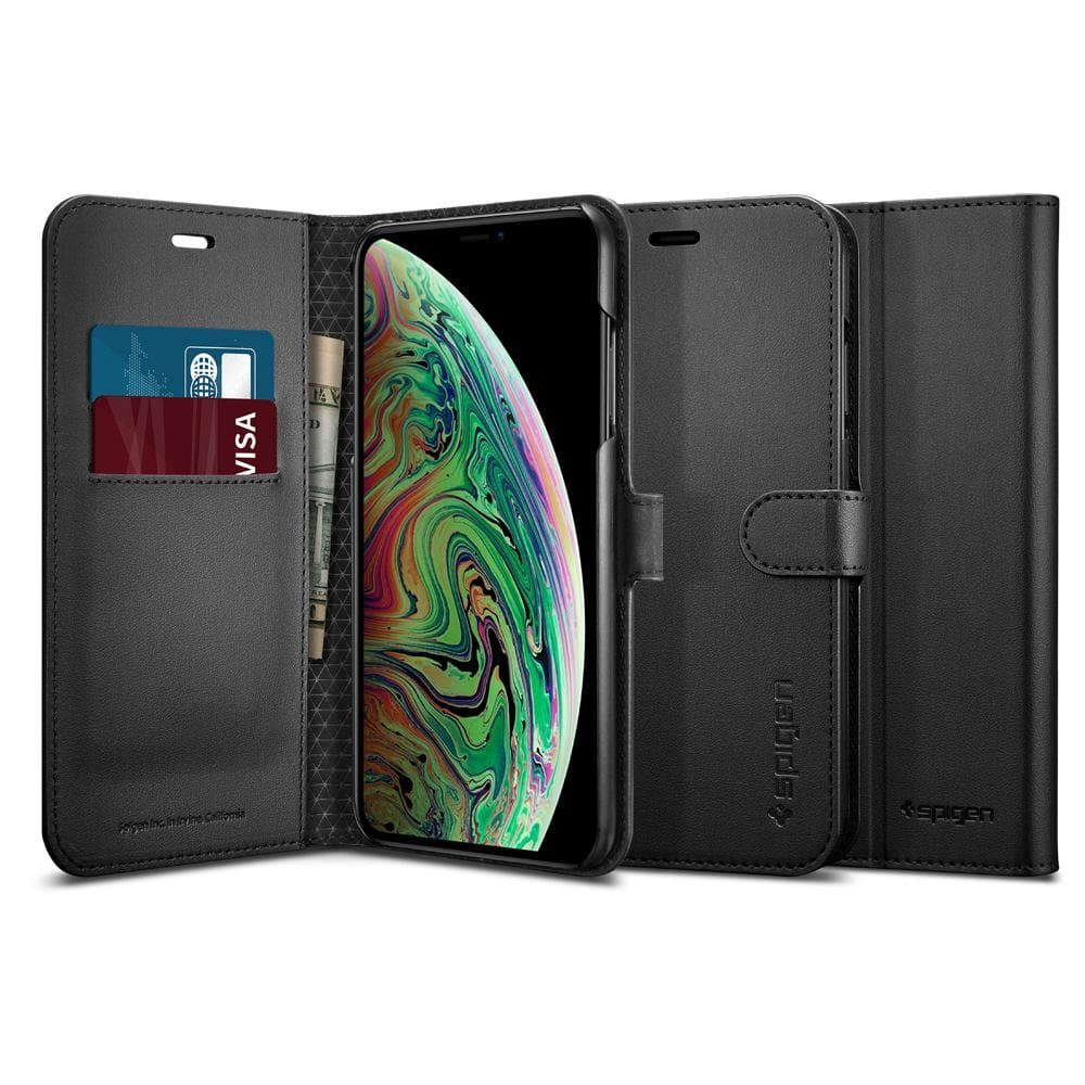 iPhone XS Max Case Wallet S