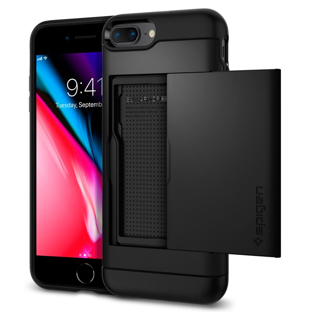 cheap for discount 76010 9528d iPhone 8 Plus Case Slim Armor CS
