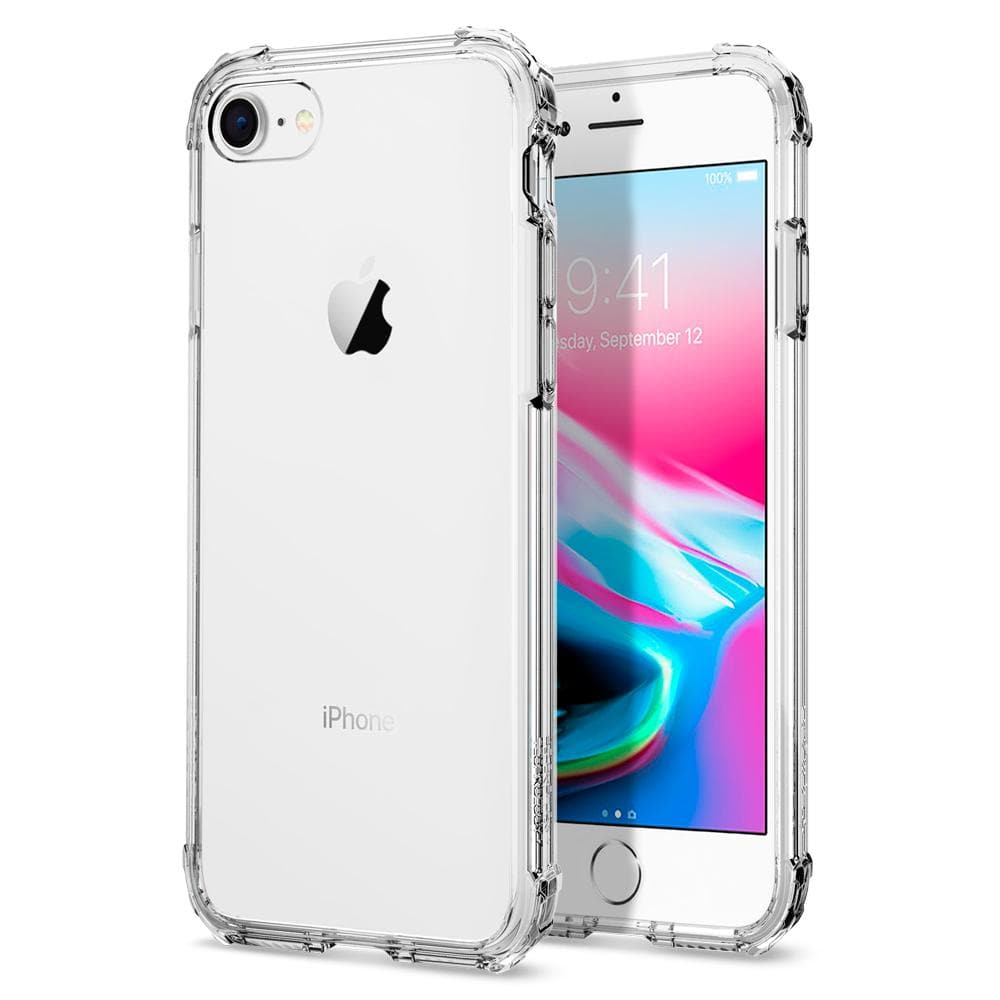 quality design b6d25 8b460 iPhone 8 Case Crystal Shell