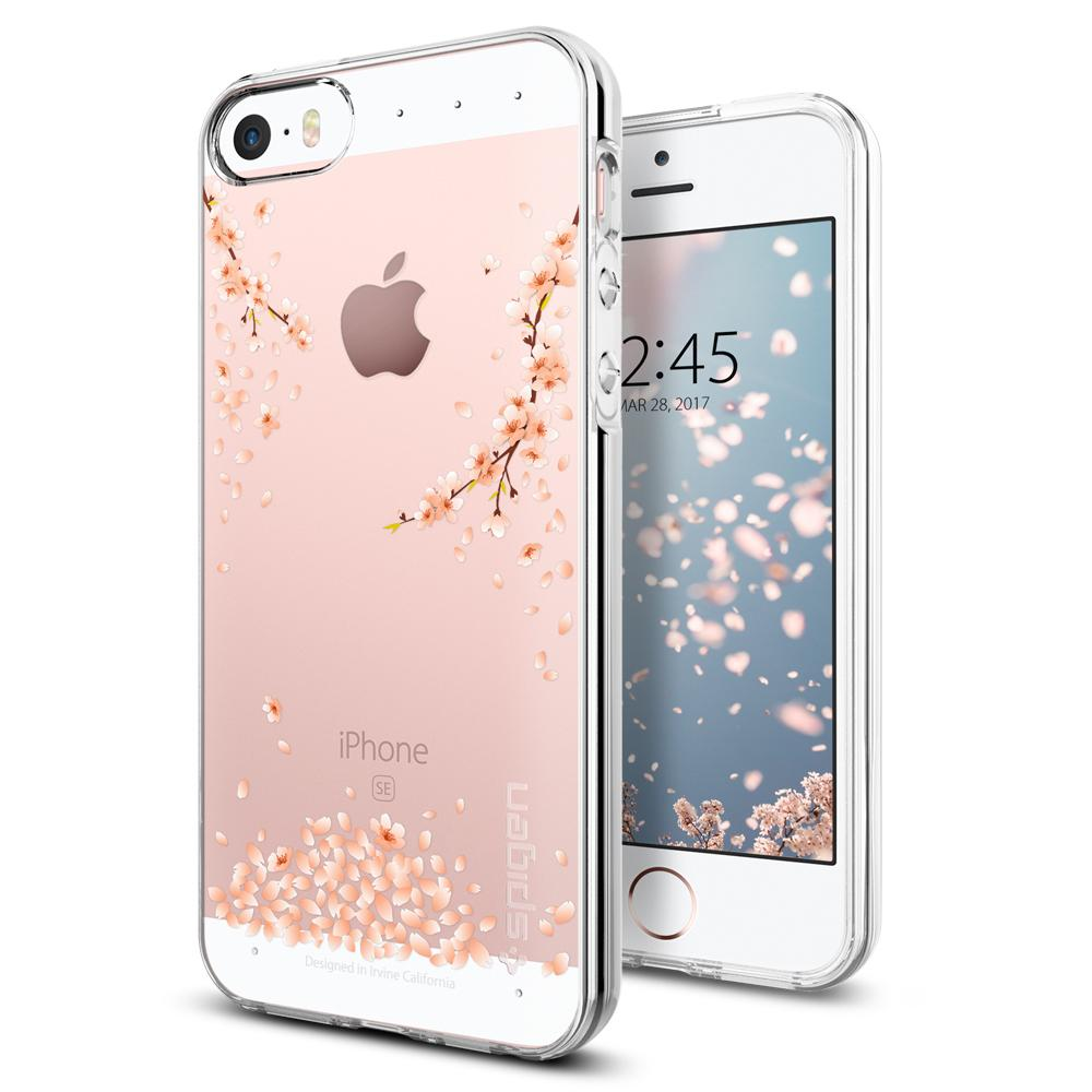 iPhone SE / 5s / 5 Case Liquid Crystal Blossom