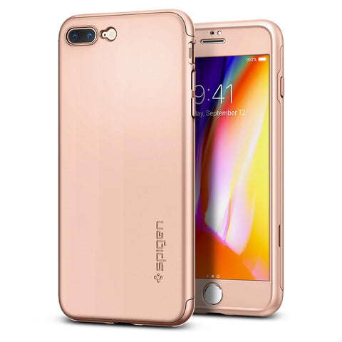 coque spigen iphone 8 plus rouge
