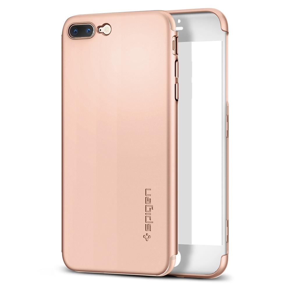 iPhone 8 Plus Case Thin Fit 360