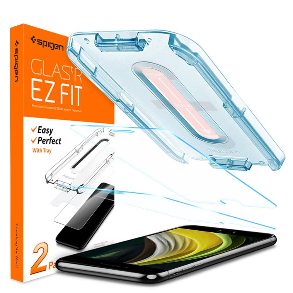 iPhone 8/7 Screen Protector EZ FIT GLAS.tR SLIM