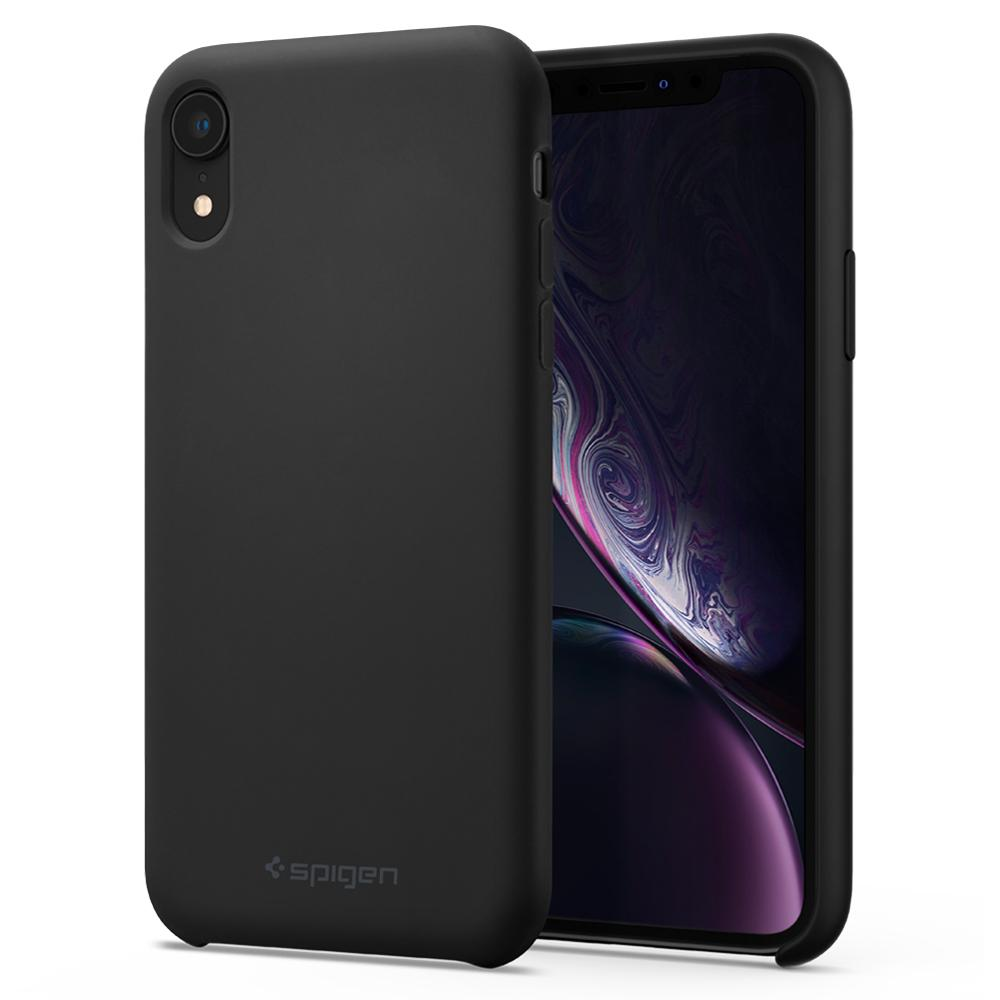 iphone xr microfibre case