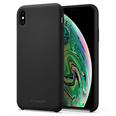 0afa3d841aa iPhone XS Max Case Silicone Fit