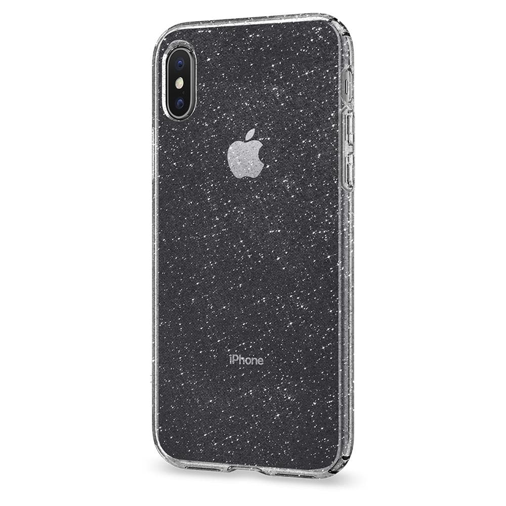 glitter iphone case iphone x liquid glitter spigen inc 10701