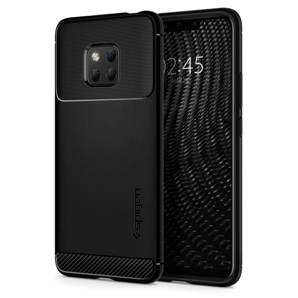 premium selection d1402 d8038 Huawei Mate 20 Pro Case Rugged Armor