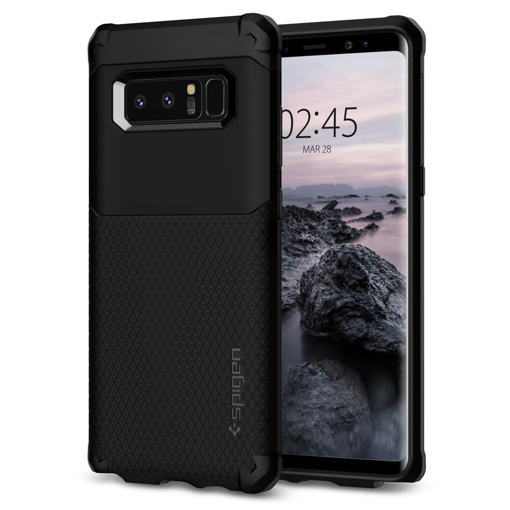 official photos 9ce00 b0e85 Galaxy Note 8 Case Hybrid Armor