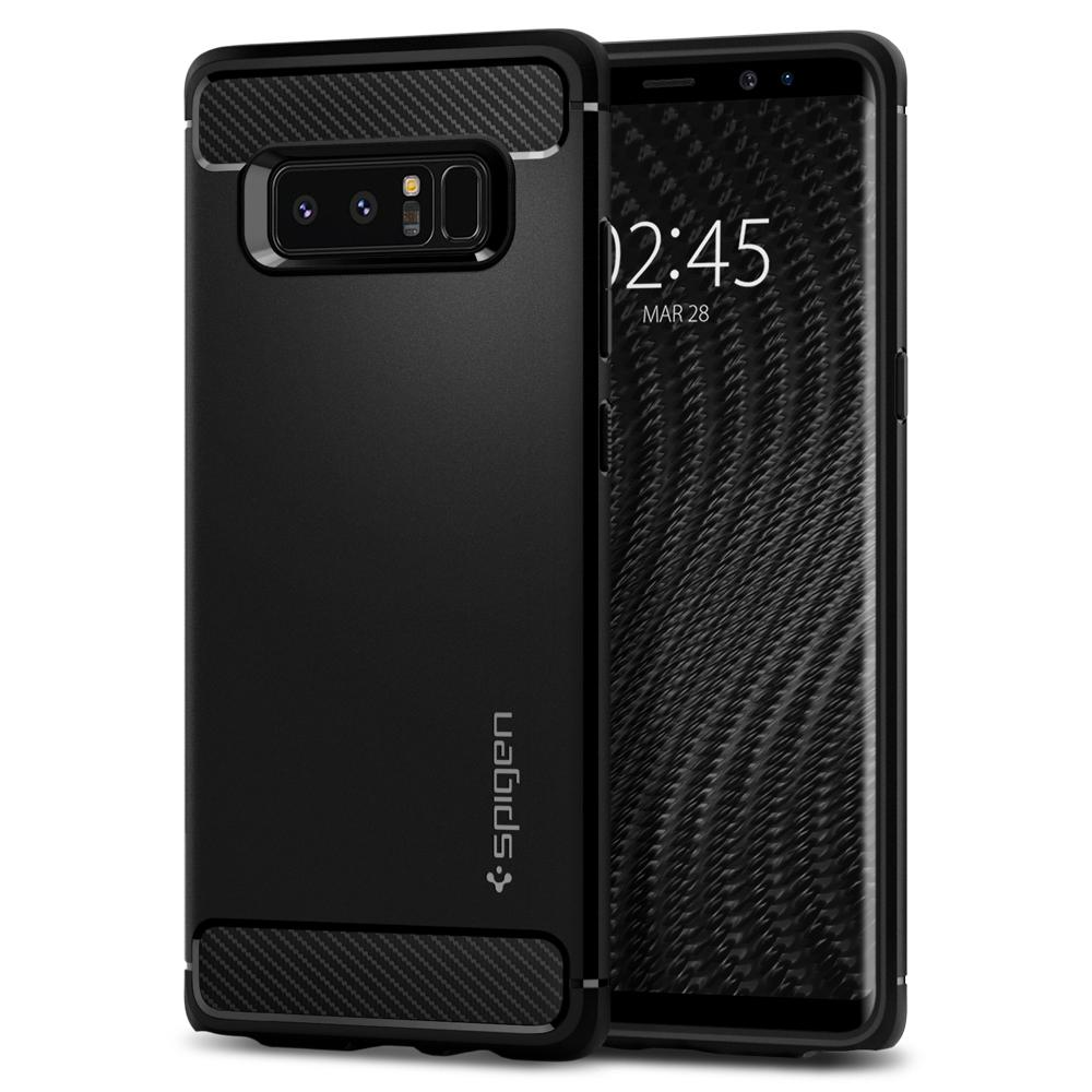 quality design 83629 fbaa8 Galaxy Note 8 Case Rugged Armor