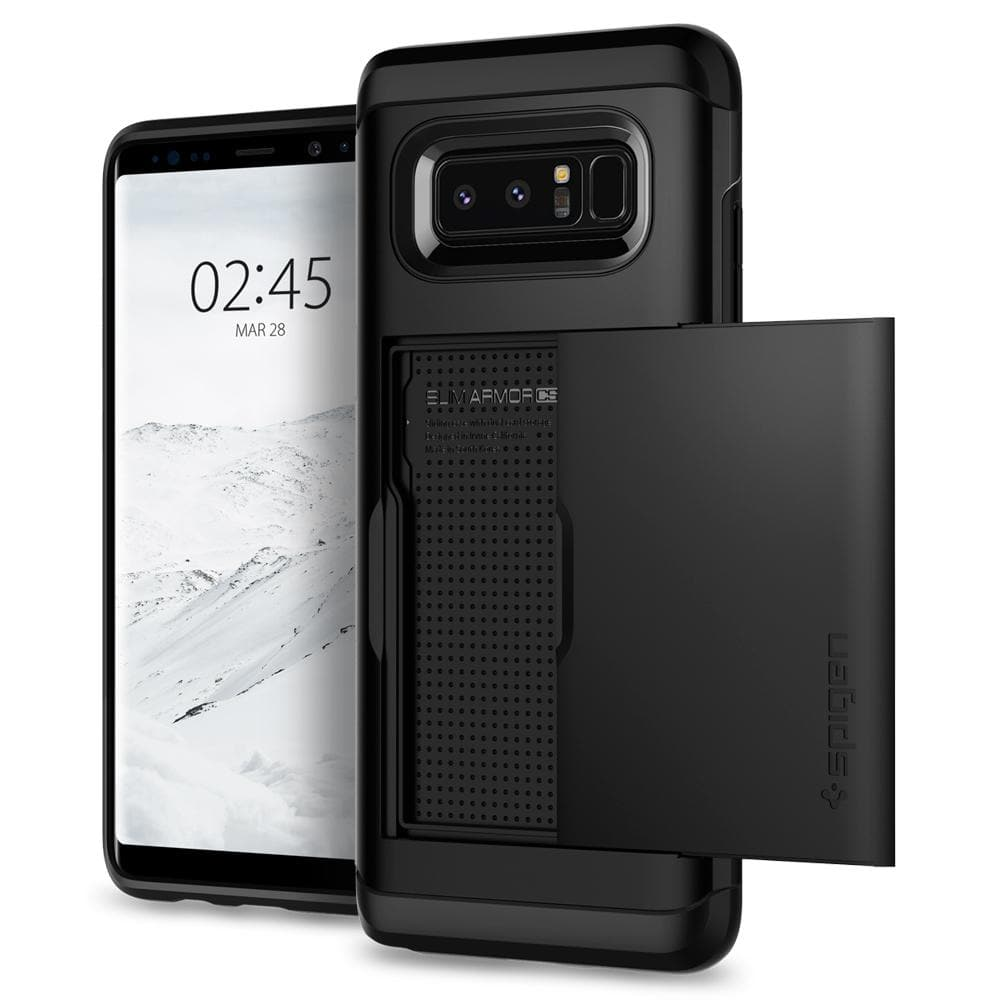 custodia galaxy note 8 spigen