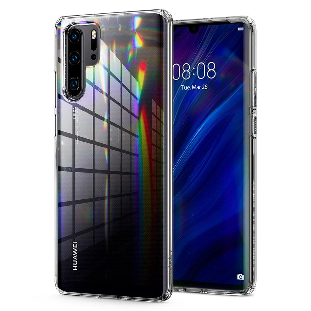 official photos 939ea 7bc0f Huawei P30 Pro Case Liquid Crystal