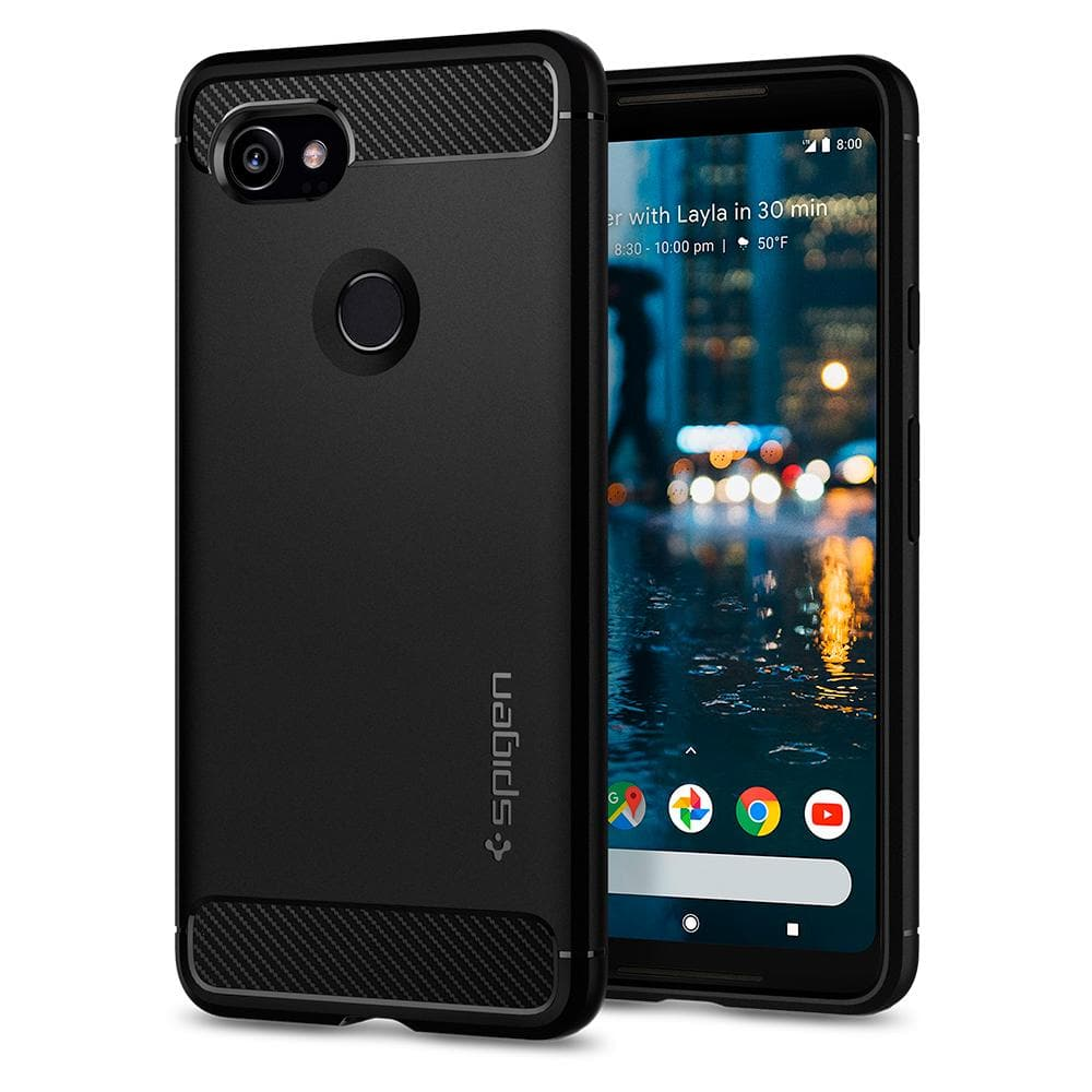 Google Pixel 2 XL Case Rugged Armor