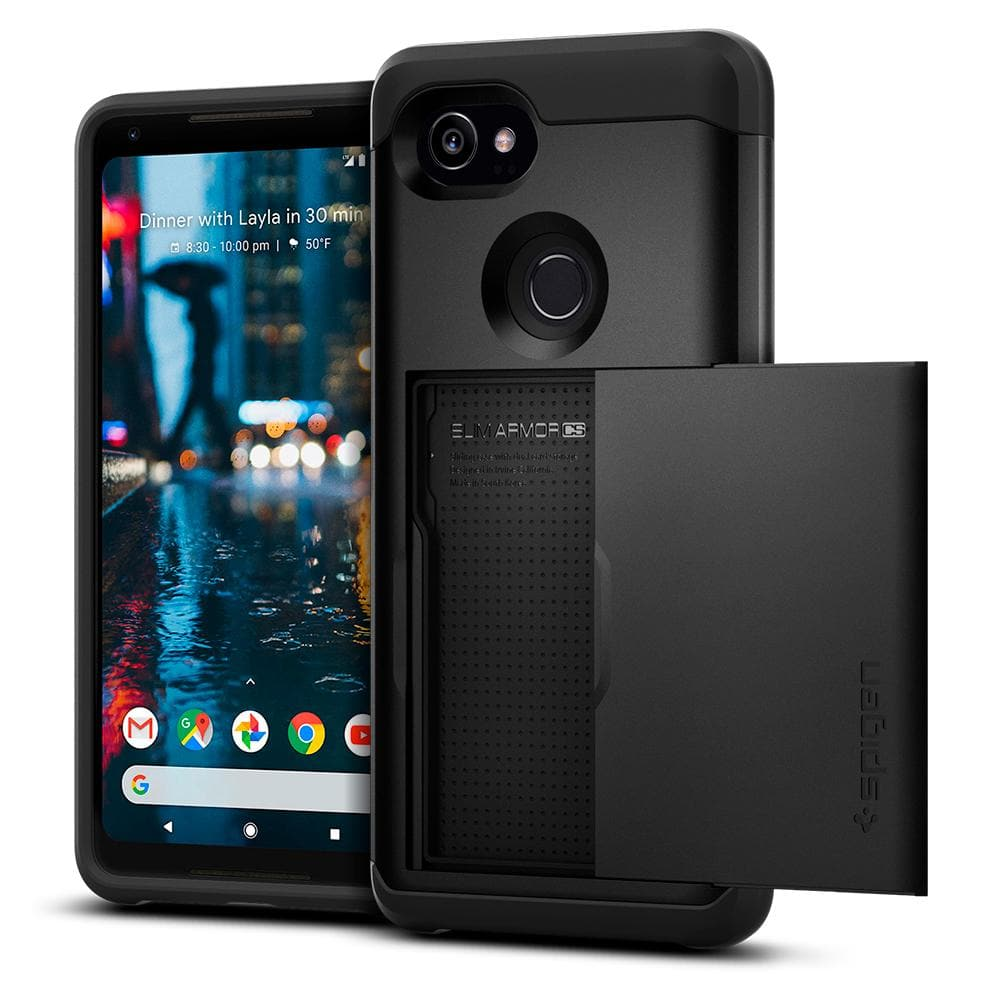 Google Pixel 2 Xl Case Slim Armor Cs Spigen Inc