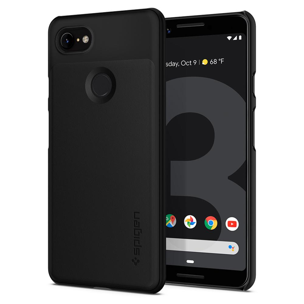 timeless design d6098 3e360 Google Pixel 3 Case Thin Fit – Spigen Inc