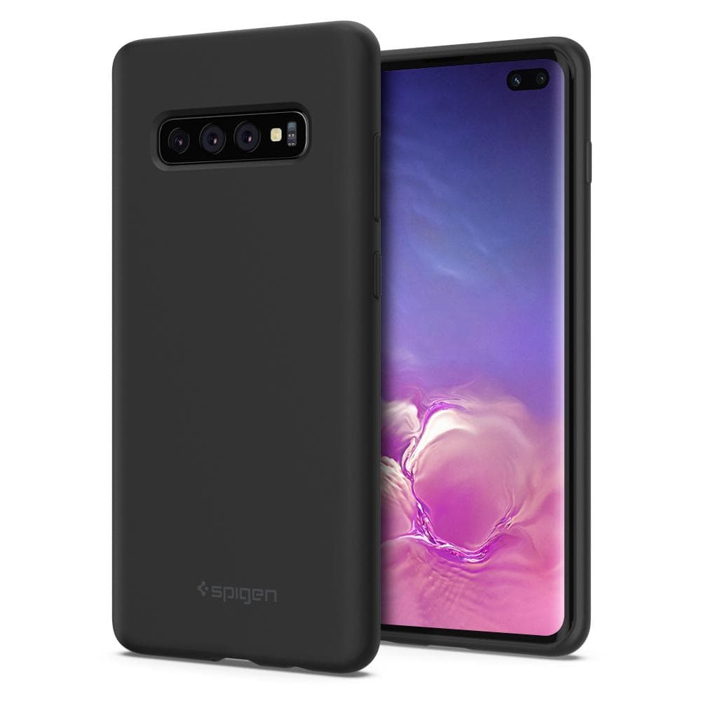 Galaxy S10 Plus Case Silicone Fit