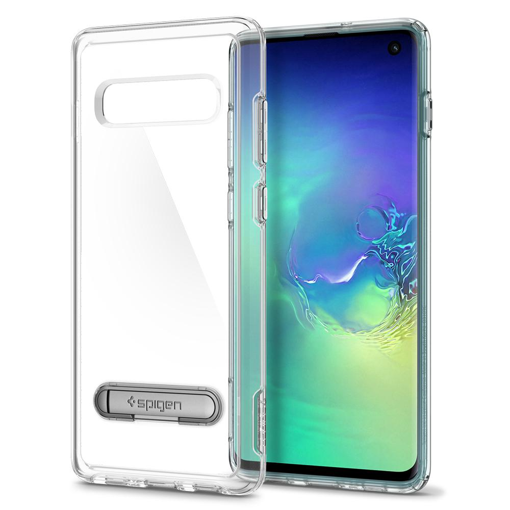 Galaxy S10 Case Slim Armor Crystal