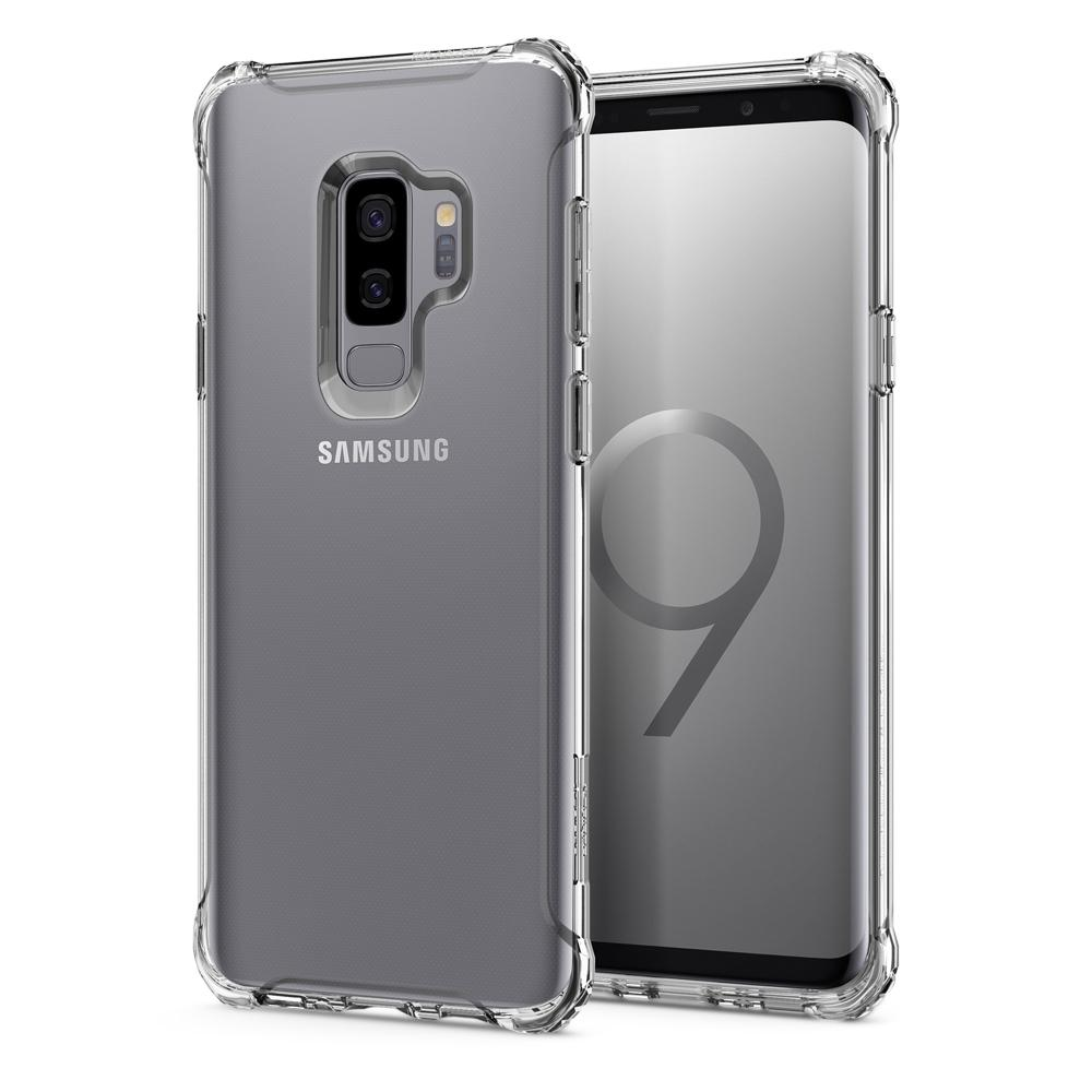 new arrival 30695 9a794 Galaxy S9 Plus Case Rugged Crystal