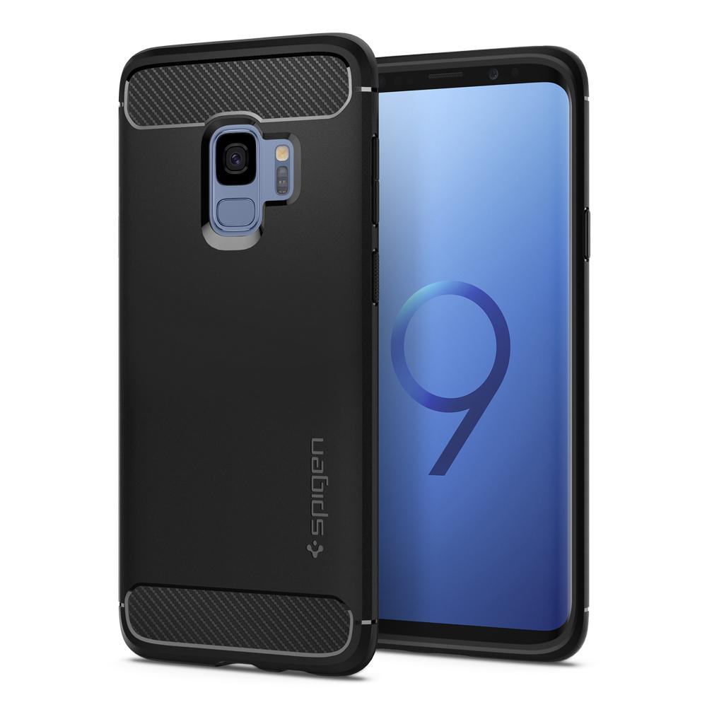 Galaxy S9 Case Rugged Armor