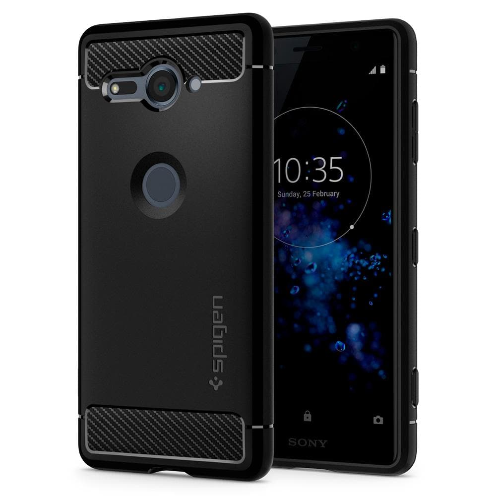 Sony Xperia XZ2 Compact Case Rugged Armor