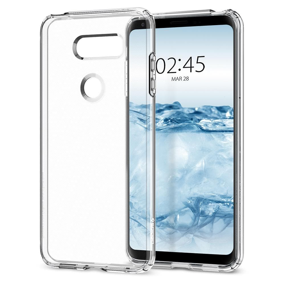 LG V30 Case Liquid Crystal