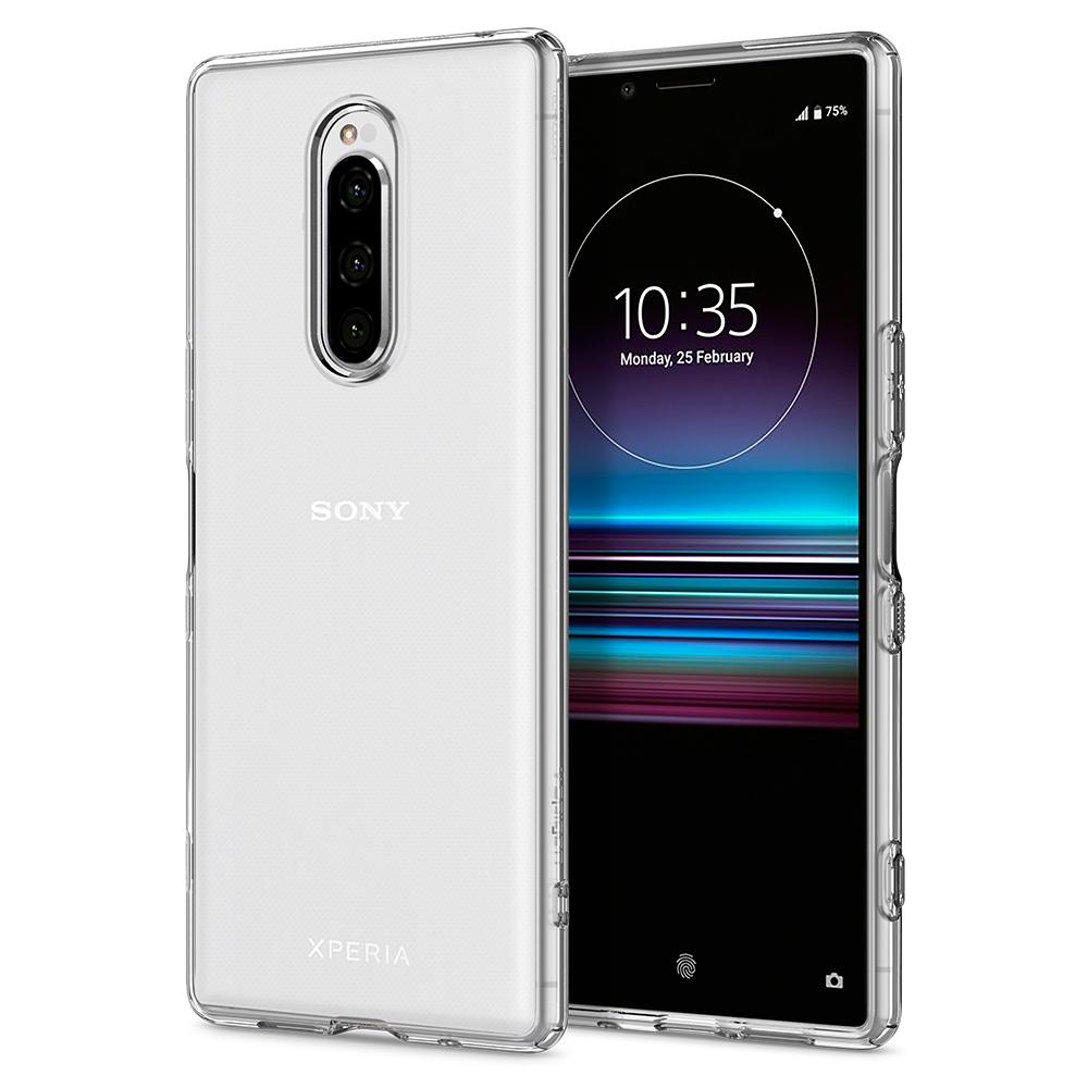 Sony Xperia 1 Case Liquid Crystal