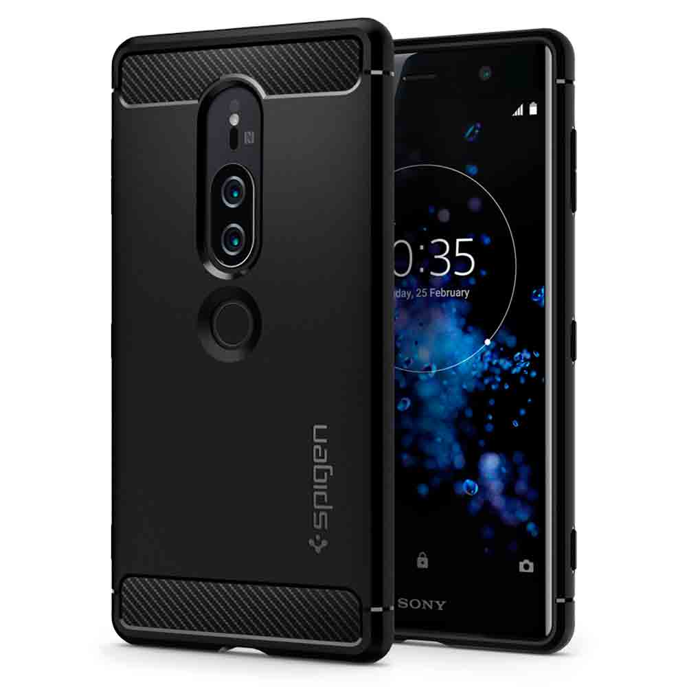 Sony Xperia XZ2 Premium Case Rugged Armor