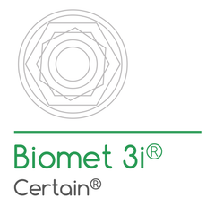 Biomet-3i® Certain® compatible components