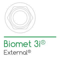 Biomet-3i® External® compatible components