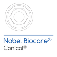 Nobel® Conical® compatible components