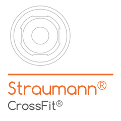 Straumann® Crossfit® bone-level compatible components