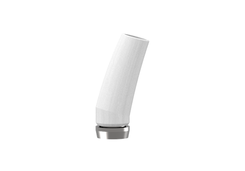 Biomet 3i® External® compatible Angled Co-Cr custom castable abutments